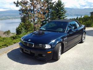 2003 BMW M3 m series Convertible
