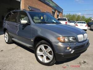2006 BMW X5 4,4i Executive Edition