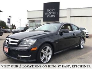 2012 Mercedes-Benz C-Class C250 | BEIGE LEATHER | *COUPE* | NO A