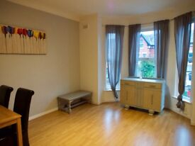 Large 1-bed flat in the heart of Didsbury