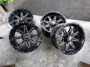 "Can am maverick STI he 14"" rims"