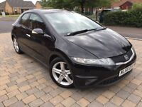 Honda Civic 1.4L Petrol. 56000 Mileage, MOT Due 28/05/2018, Full Servise, 2 keys