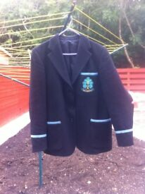 girls school blazer williamwood high excellent condition free to good home collection only