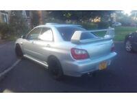 Subaru impreza wrx may swap