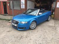 AUDI A4 3.0 V6 CONVERTIBLE RS4 S4