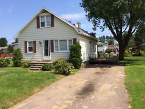 Three Bedroom House for Rent between Pembroke and Petawawa