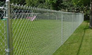 Wanted:Chain link fencing and metal posts.