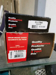 Silverado or Sierra Brake shoes and pads for GM Chevy truck