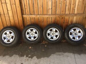 Honda Pilot - winter tires
