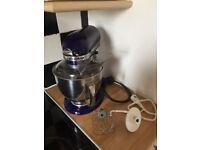 Kitchen aid Artisan- cobalt blue.