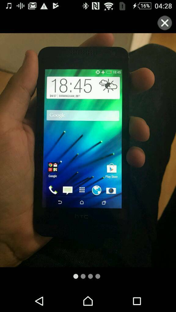 Htc 610in Alum Rock, West MidlandsGumtree - htc desire 610 fantastic phone prestine condition on vodaphone 16gb full works comes with charger 35 or near offer swaps accepted