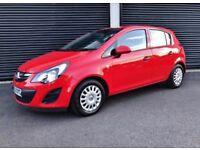 2014 VAUXHALL CORSA 1.3 CDTI S 5 DOOR DIESEL FINANCE AVAILABLE