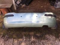 Rover 25 rear bumper HFH Paint Code