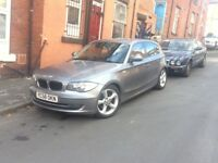 Bmw 120d sport 2008 spares or repair