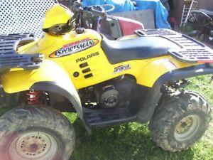 POLARIS SPORTSMAN 500 HO  4WD