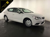 2014 SEAT IBIZA S TDI DIESEL 1 OWNER SERVICE HISTORY FINANCE PX WELCOME
