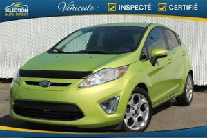 Ford Fiesta 5dr HB SES 2011