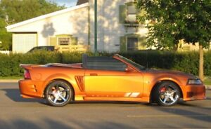 2000 Ford Mustang saleen Cabriolet