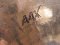 """Sabian AAX 21"""" Raw Bell Dry Ride. Great condition"""