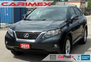 2011 Lexus RX 350 | Bluetooth | Sunroof | Leather | AWD | CER...