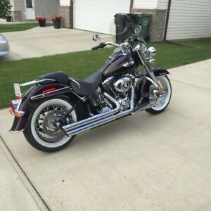 Softail Deluxe excellant condition