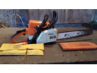 Stihl 023 Chainsaw 16inch Bar