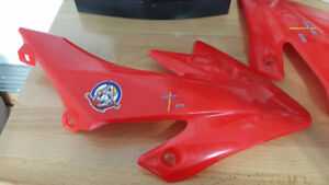 Honda CRF 50 plastics XR 50