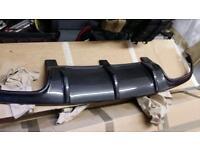 C63 Carbon Fibre Parts (W204 4 door parts)