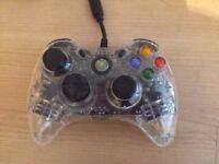 Xbox 360 Controller- Like New (Wired)