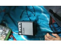 Mini Amp for phone music