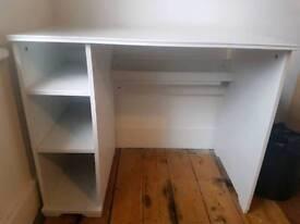 IKEA white desk, must go asap!