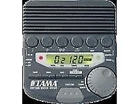TAMA RW105 Rhythm Watch + Soft Case + Instruction Manual