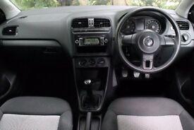 *Beautiful*2010 Volkswagen Polo 1.2 S 5Dr, Met. Silver, Low Mileage, FSH, *12 Months Warranty*
