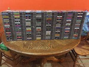 Nes games for sale 168 total no doubles