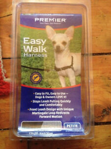 Easy Walk Reflective Harness and Leash Sets Brand New Boxed