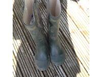 Wellington boot Size 4