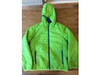 Green padded jacket - Age 9-10 yrs