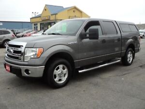 2013 Ford F-150 XLT SuperCrew 4X2 5.0L 5ftBox