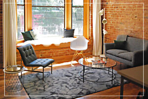 Heritage Loft (Furnished) in shopping heaven