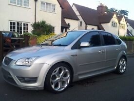 FORD FOCUS ST3. PETROL 2.5 TURBO. 98000 MILES. 06 PLATE. IMMACULATE INSIDE.