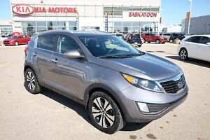 2012 Kia Sportage EX Bluetooth, Satellite, AWD, Remote start