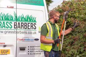 Garden clearance/maintenance by gardener in South London/Surrey/Kent
