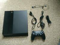 PlayStation 4 PS4 Console 500GB