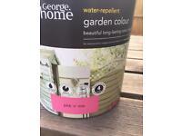 Asda garden Paint