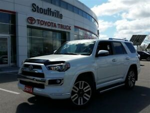 2015 Toyota 4Runner Limited V6