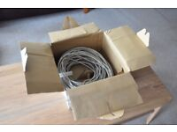 66 metres Cat 5 Computer Networking Cable - Unused in Box