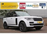 2014 Land Rover Range Rover 4.4 SD V8 Autobiography 4x4 5dr (start/stop) Diesel