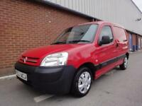 2007 CITROEN BERLINGO 1.6HDi 600Kg Enterprise
