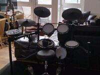 Electronic Drum Kit (WHD 517-DX) - Great Condition!