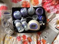 Lansinoh 2in1 electric breast pump